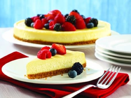 Image of American Classic Cheesecake, Kitchen Daily