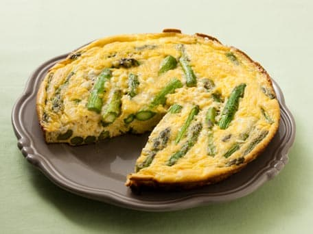 Image of Asparagus Frittata, Kitchen Daily