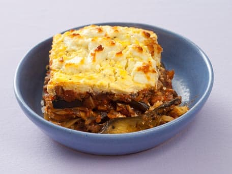 Grilled Eggplant Lasagna