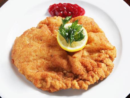 Veal Schnitzel (Wiener Schnitzel)