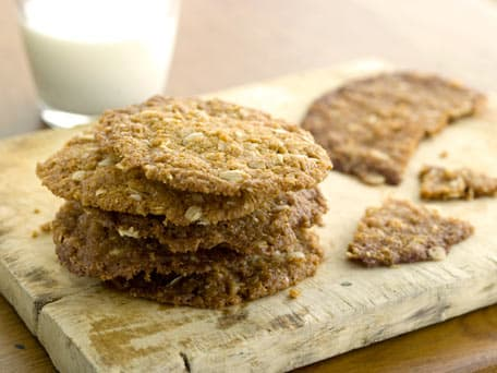 Oatmeal Butter Cookies