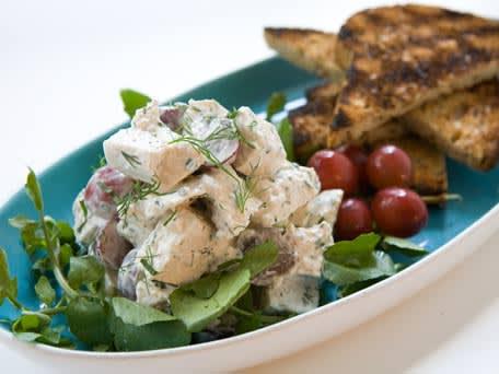 Tarragon & Dill Chicken Salad