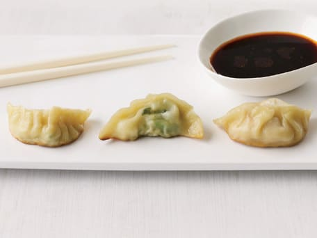 Chicken-and-Lemongrass Dumplings