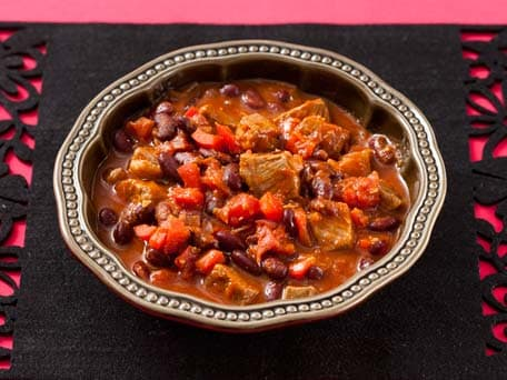 Red Bean & Beef Chili