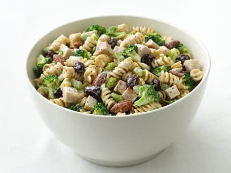 Healthified Turkey-Pasta Salad