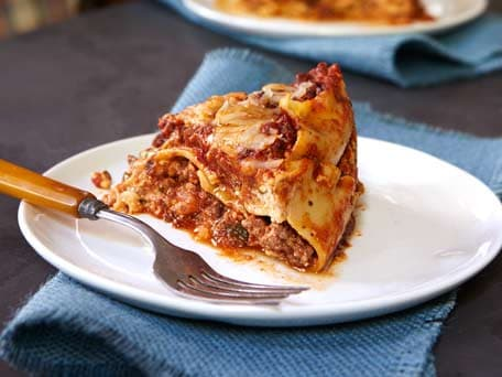 Slow-Cooker Lasagna