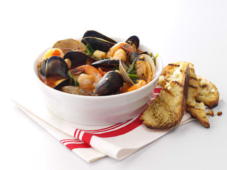 Fresh and Spicy Cioppino