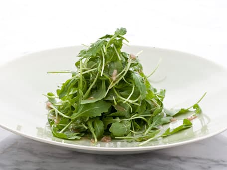 Image of Arugula Salad With Balsamic And Toasted Hazelnuts, Kitchen Daily