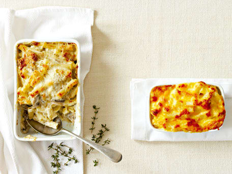 Basic Macaroni Cheese