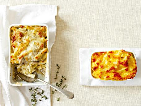 Basic Macaroni Cheese
