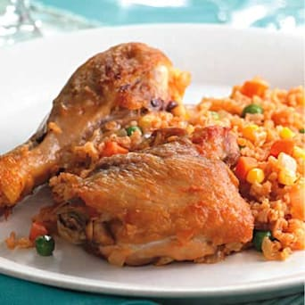 Image of Arroz Con Pollo, Kitchen Daily