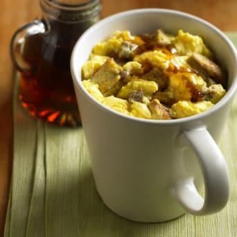 Easy French Toast Egg Mug Scrambler(TM)