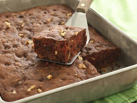 Healthified Chocolate Chip-Zucchini Cake