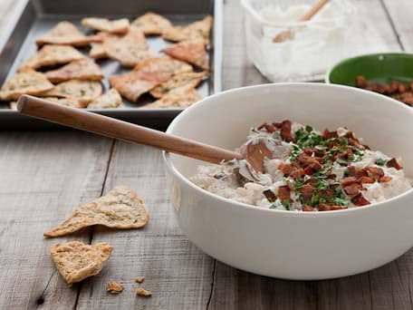 Image of Applewood Smoked Bacon And Onion Dip, Kitchen Daily
