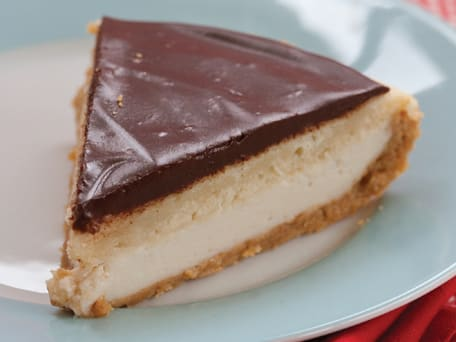 Boston Cream Cake Pie