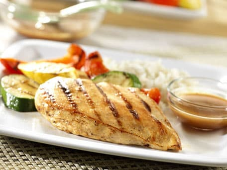Image of Asian Grilled Chicken, Kitchen Daily