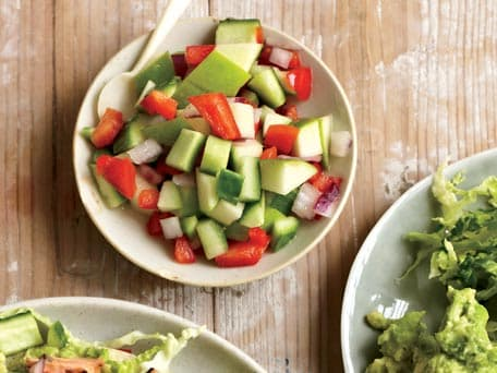 Image of Apple-cucumber Salsa, Kitchen Daily