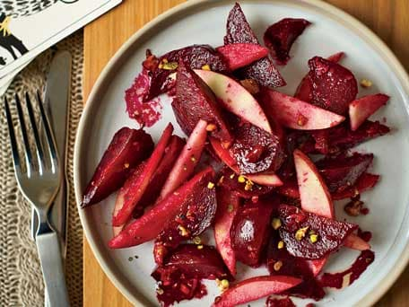 Beet-and-Apple Salad