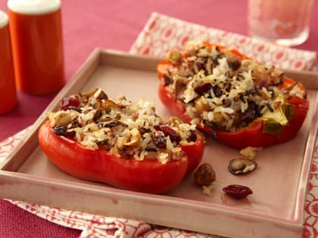 Wild Stuffed Peppers