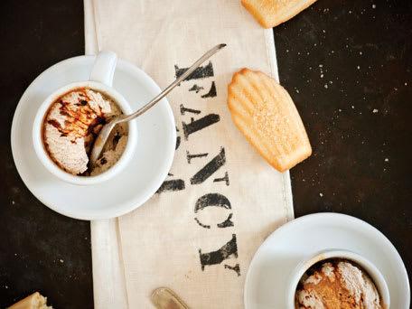 Cappuccino Ice Cream