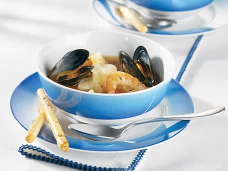 Simply Special Seafood Chowder