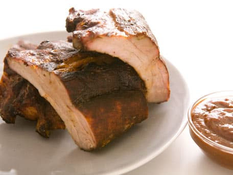 Smoky BBQ Baby Back Ribs