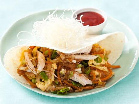 Mu Shu Chicken