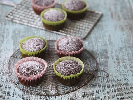 Chocolate-Beet Cupcakes