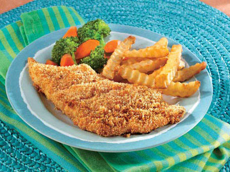 Recipes cooking tips food trends huffpost taste for Crispy baked whiting fish recipes