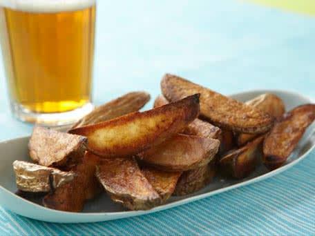 Oven-Roasted Potato Wedges