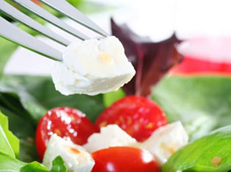 Image of Athenos Spinach, Fruit & Feta Salad, Kitchen Daily