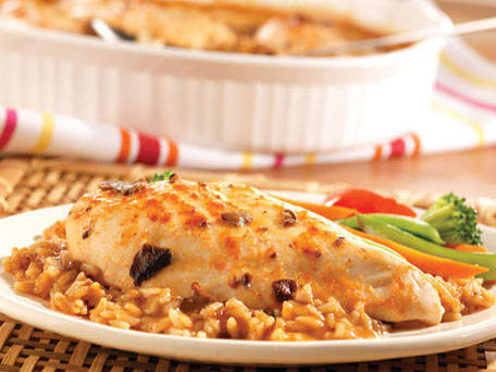 Image of Asian Chicken & Rice Bake, Kitchen Daily