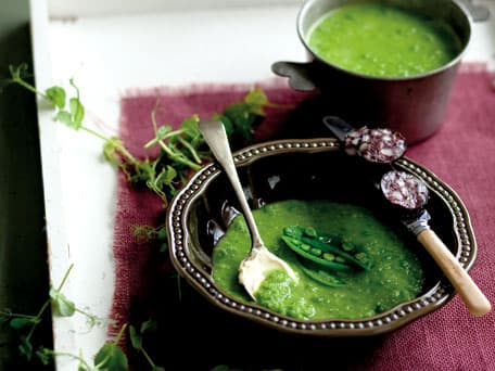 The Modern Pea and Ham Soup