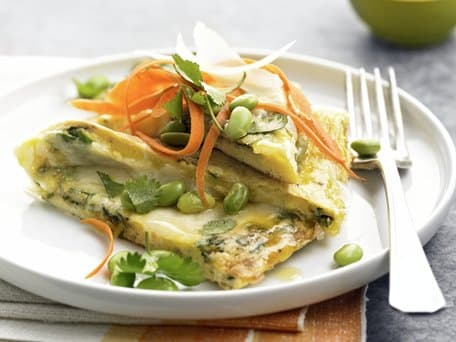 Healthified Veggie Frittata