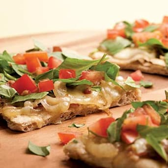 Image of Arugula & Prosciutto Pizza, Kitchen Daily