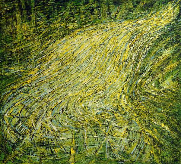 ADAGIO, Oil on canvas, 60