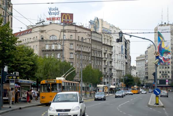 Untitled (Street Performances) Pole Climb, Terazij