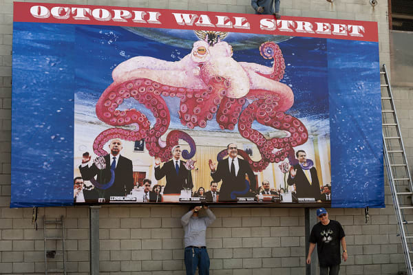 This is a billboard we put up @ Spotwelders' court