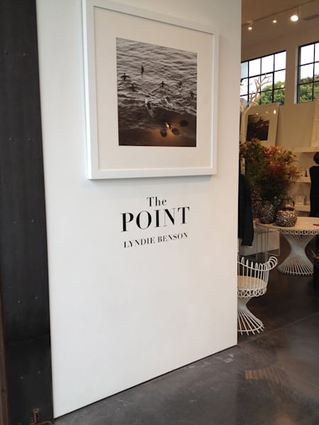The Point show at Maxfield's Malibu.  The Point Se