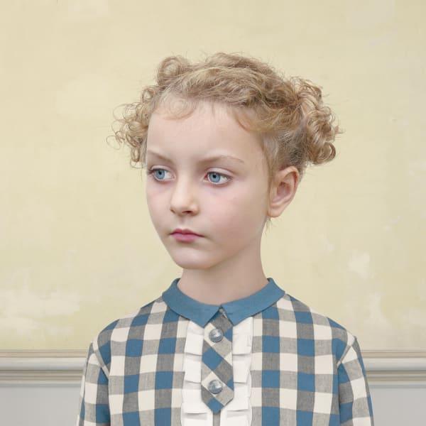 Loretta Lux, Portrait of Antonia, 2007, Fujiflex P