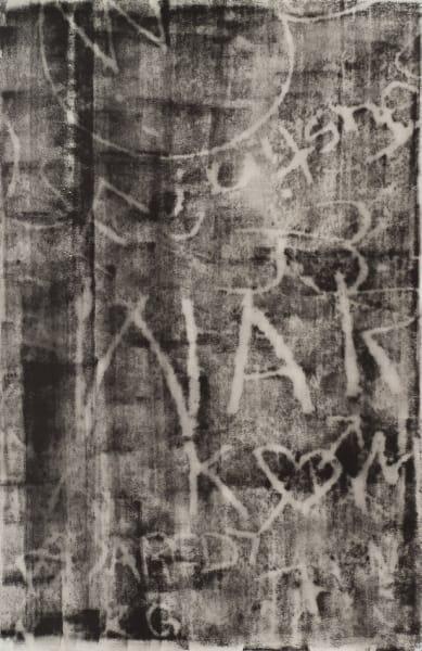 War, ink on rives paper. 46