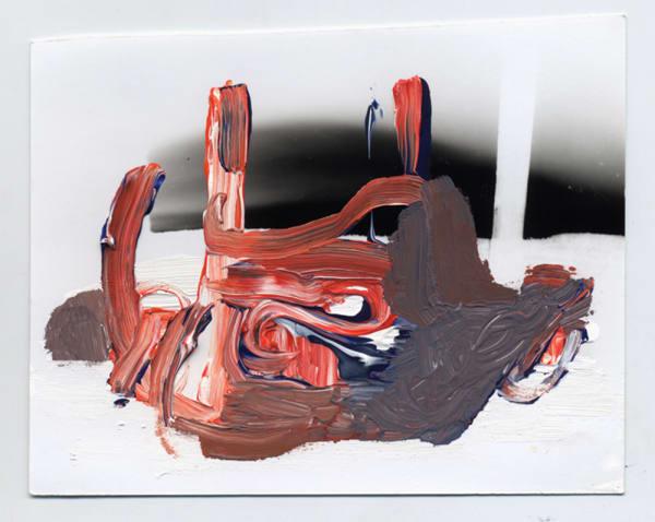 Chamber 6 - Ledge, 48 x 60