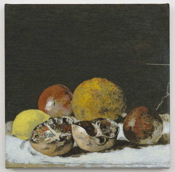 A Still Life with Pomegranate #2, 2012 