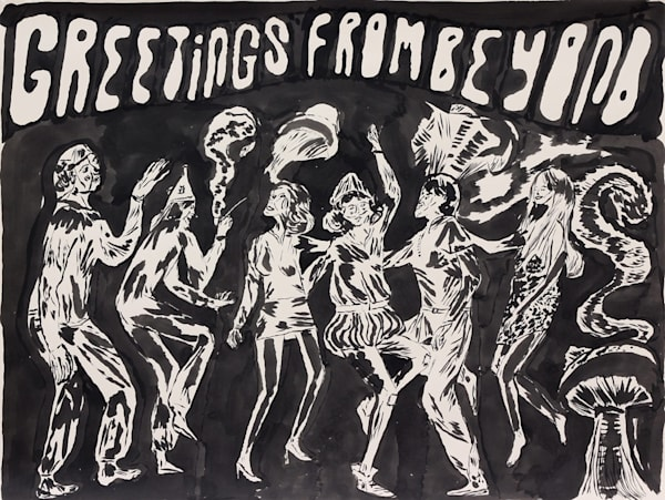 GREETINGS FROM BEYOND, 2013