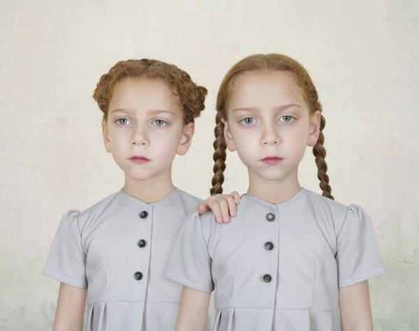 Loretta Lux  Sasha and Ruby 1, 2008  Ilfochrome