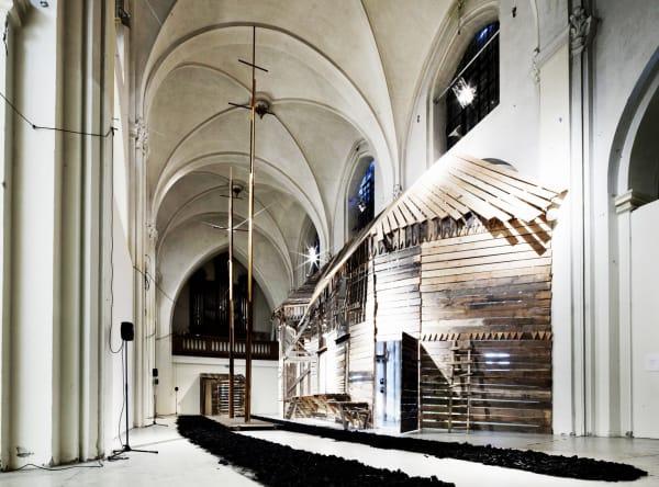 The Silent Station at Nikolaj Kunsthalle solo show