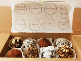 Chocolate Truffle Sampler recipe
