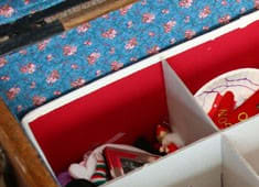 Tip Tuesday: Organizing and Storing Christmas Decorations