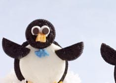 Holiday Recipe: How to Make Cute Penguin Cupcakes