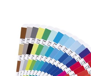 Pantone Color Swatch Book